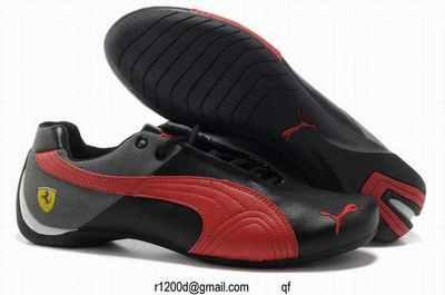 chaussures puma ferrari pas cher,chaussures running soldes