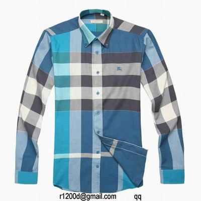 b311d7ec497 chemise burberry contrefacon