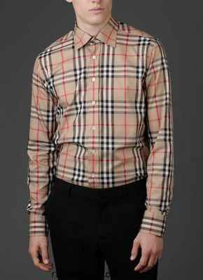 Homme Burberry Style Homme Burberry Chemise Chemise Style Chemise htsrdCQx