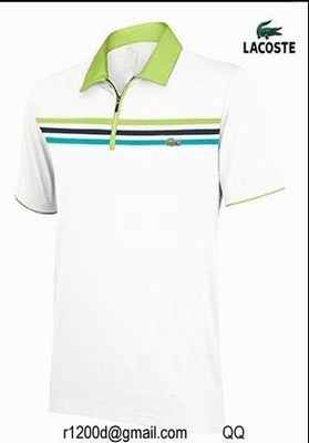 Ete acheter Polo polo Homme Sport Marque Solde 2013 Lacoste Iym7bf6gYv