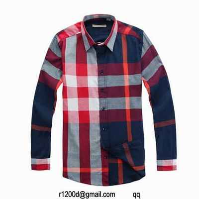 chemise burberry contre facon b5350f7ee38